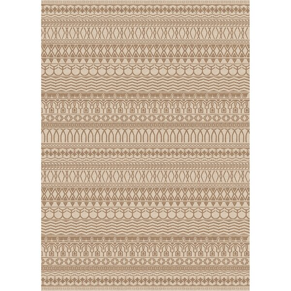 Meaux Hand Woven Natural Indoor/Outdoor Area Rug by Gracie Oaks