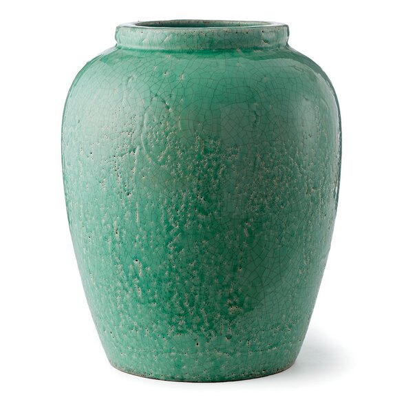 Ardelia Ceramic Urn Planter by Bungalow Rose