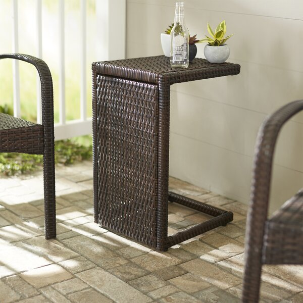 Salina Side Table by Three Posts