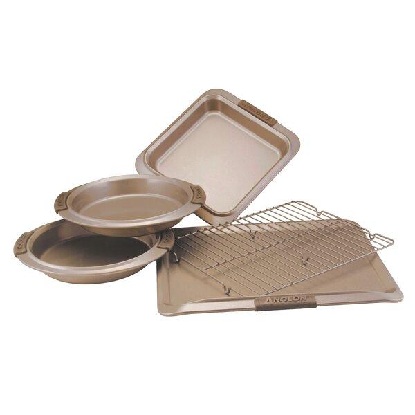 Advanced 5 Piece Bakeware Set by Anolon