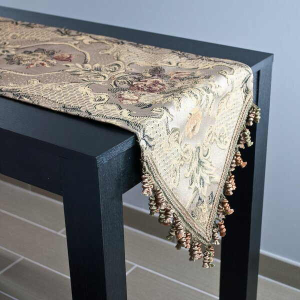 Campbell Table Runner by Sherry Kline