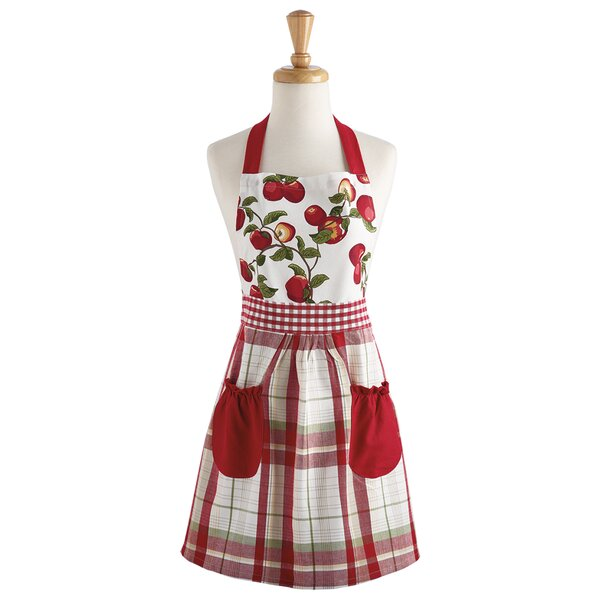 Apple Orchard Apron by Design Imports