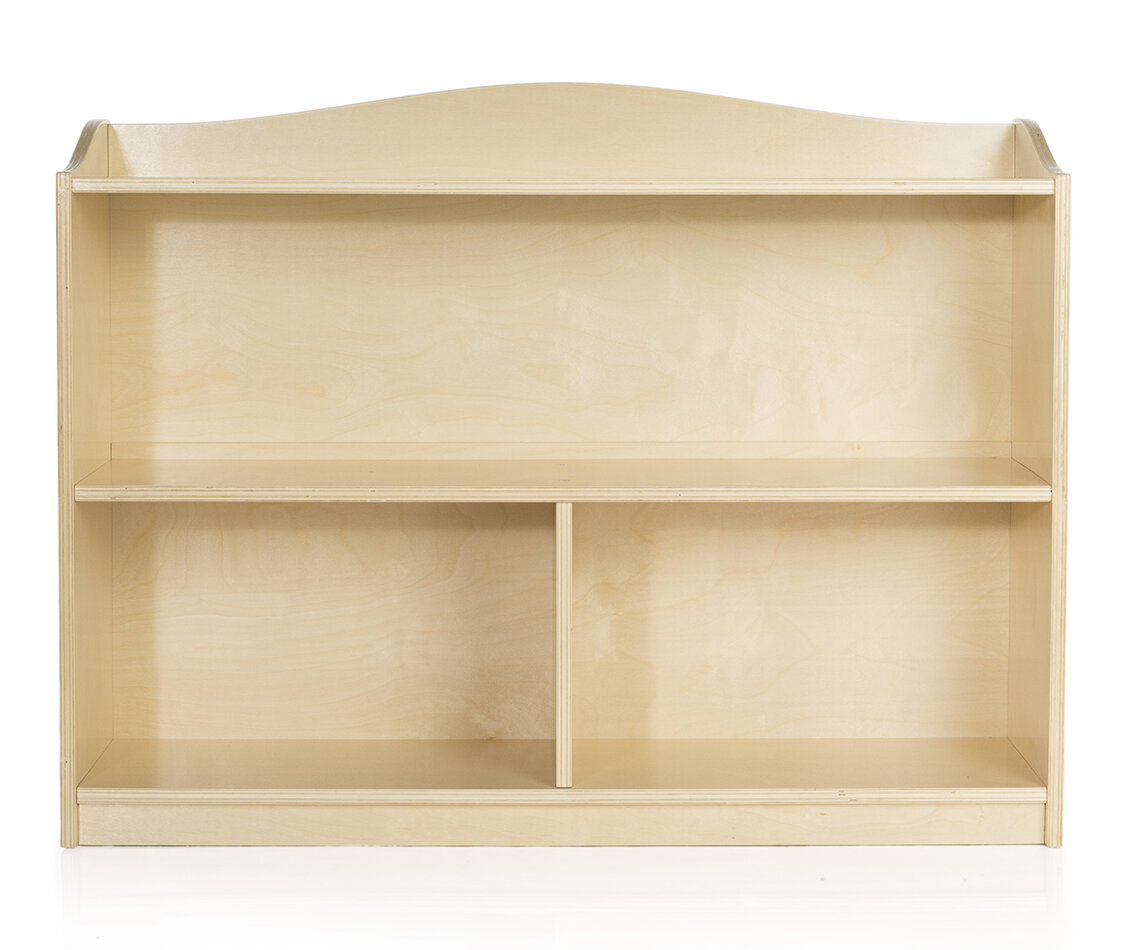 bookcase shelf pottery barn media madison kids bookrack