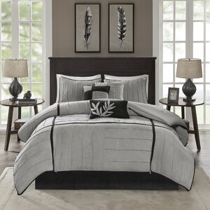 Gloria Dune 7 Piece Reversible Comforter Set