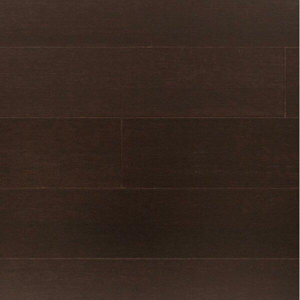 DassoSWB 5 Solid Flooring Bamboo Parquet Flooring in Espresso by Easoon USA