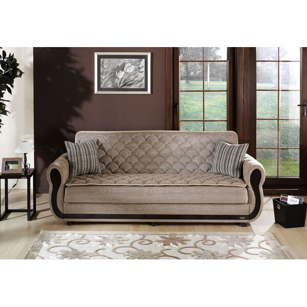 Clearance Cayenna Sofa Bed by Latitude Run by Latitude Run