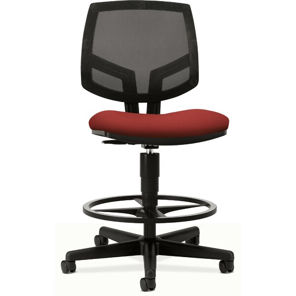 Volt Mid-Back Mesh Drafting Chair by HON
