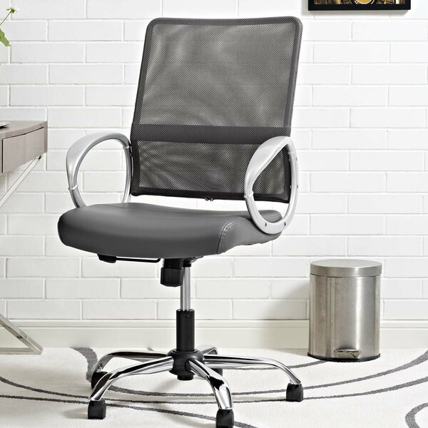 Holiman Ergonomic Mesh Office Chair by Orren Ellis
