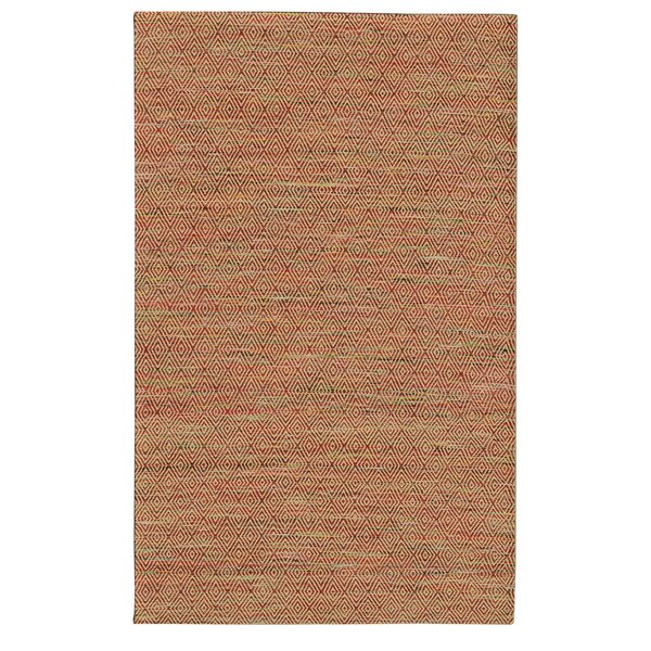 Dior Brown Area Rug by Noble House