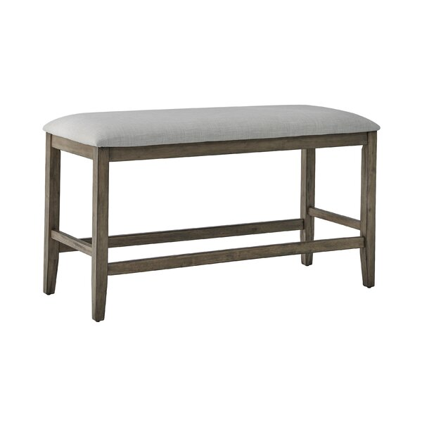 Goad Upholstered Bench by Gracie Oaks