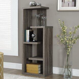 Kiley Etagere Bookcase Monarch Specialties Inc.