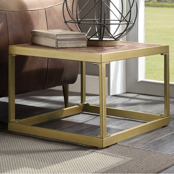 Stevenson End Table by 17 Stories