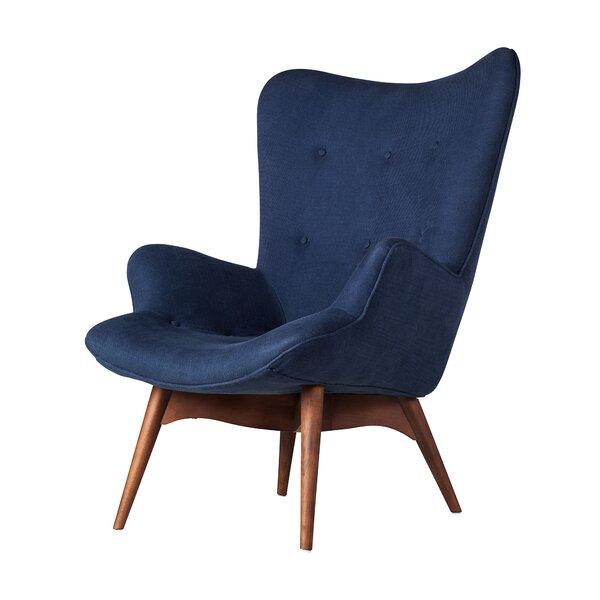 Costello Lounge Chair by Corrigan Studio