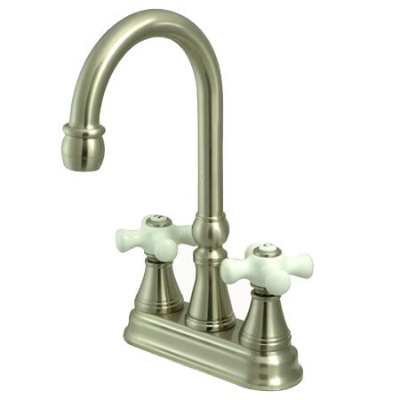 Governor Bar Faucet by Kingston Brass Kingston Brass