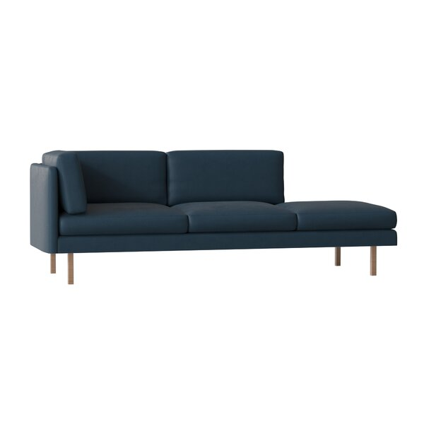 Skinny Fat Sofa Return with Bumper by BenchMade Modern