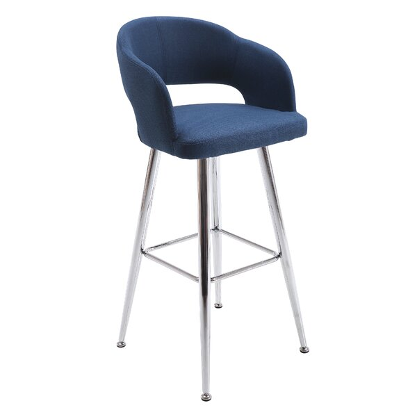 Sambour 30 Bar Stool by Ivy Bronx