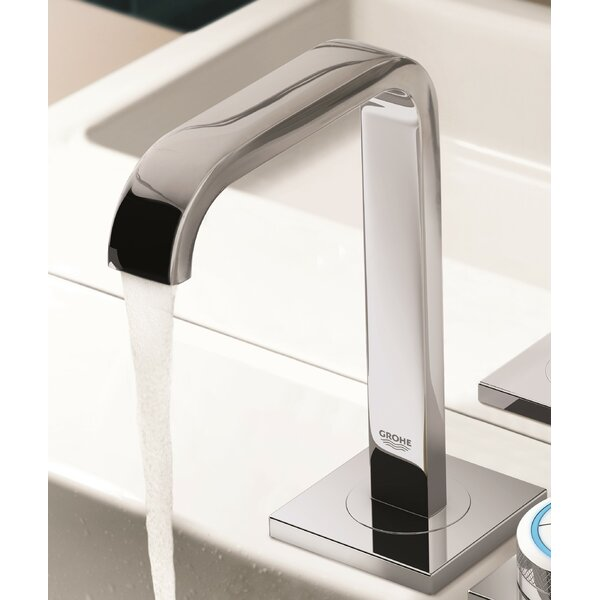 Allure Centerset Electronic Faucet with F-digital Sink Mixer by Grohe