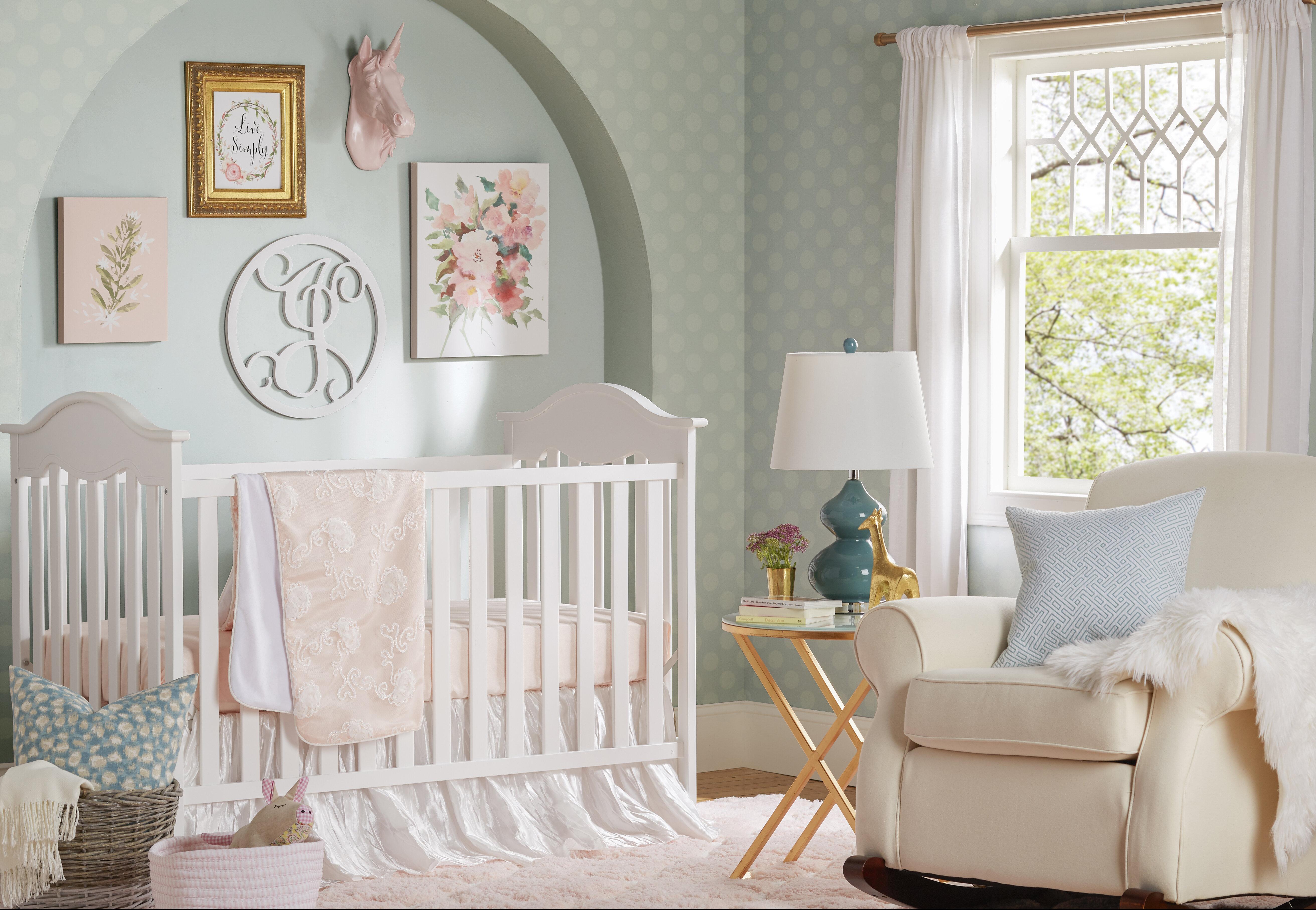 Three Posts Baby Kids Mount Washington 3 Piece Crib Bedding Set Reviews Wayfair