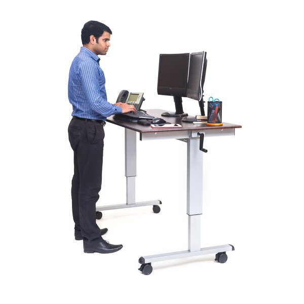 Belmont 60 Standing Desk by Symple Stuff
