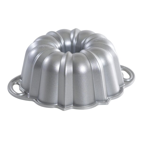 Platinum 6 Cup Bundt Pan by Nordic Ware