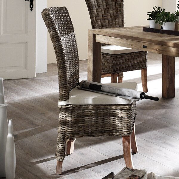 Leverett Dining Chair by Rosecliff Heights