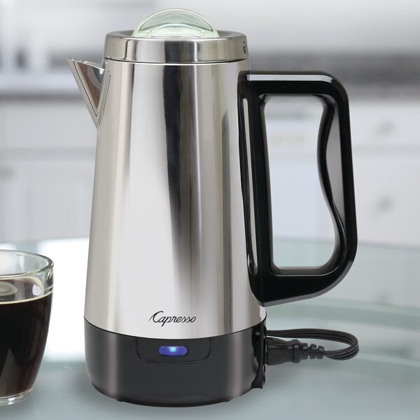 8 Cup Perk Coffee Maker by Capresso