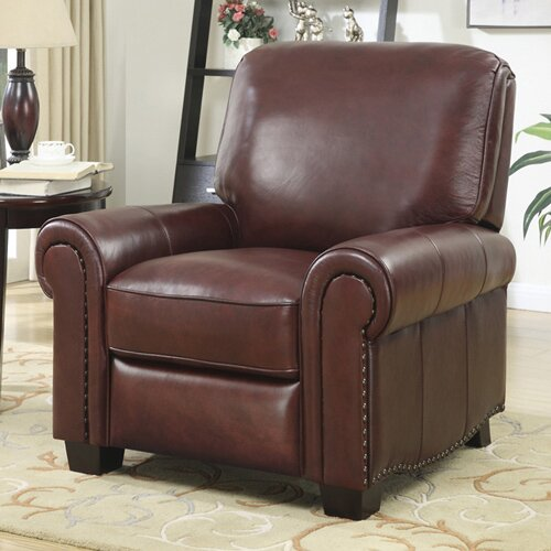 Tisdale Manual Recliner by At Home Designs