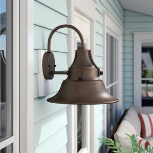 Compare Dowling 1-Light Outdoor Barn Light By Beachcrest Home