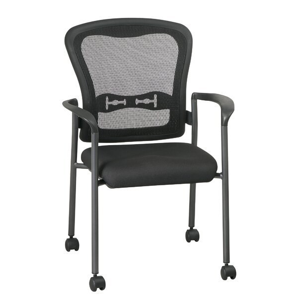 ProLine II Guest Chair with Arms by Office Star Products