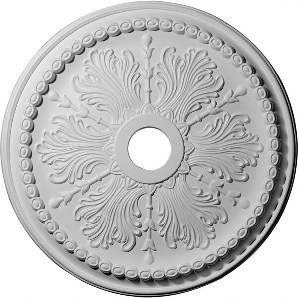Winsor 27 1/2H x 27 1/2W x 1 1/2D Ceiling Medallion by Ekena Millwork