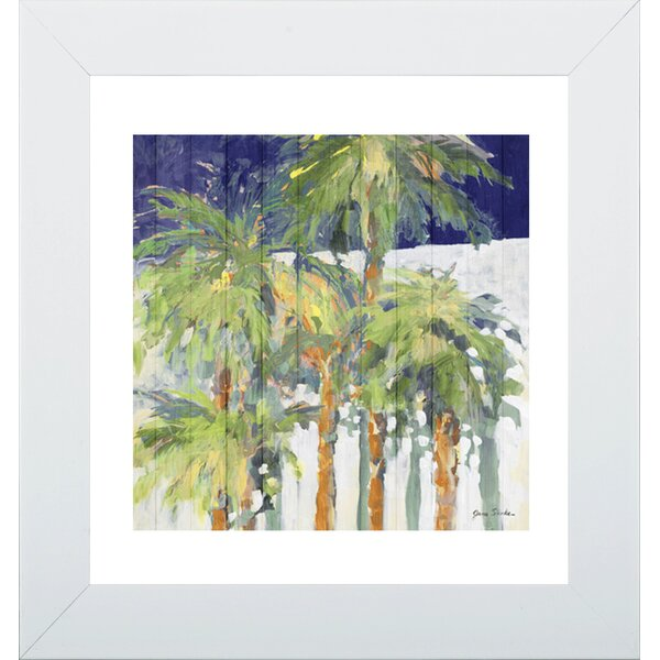 Coastal Painting Print by Pictures and Mirrors
