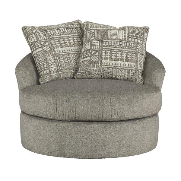 Bchester Swivel Chair and a Half by Brayden Studio Brayden Studio