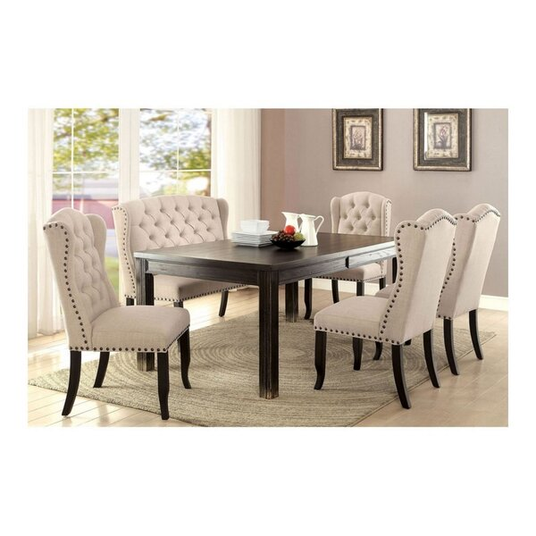 Dulin 6 Piece Dining Set by Gracie Oaks Gracie Oaks