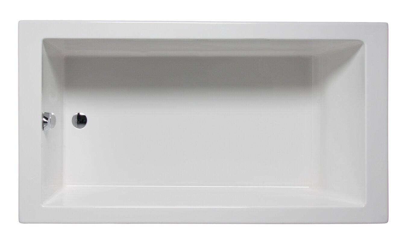 Drop-In Soaker Bathtub