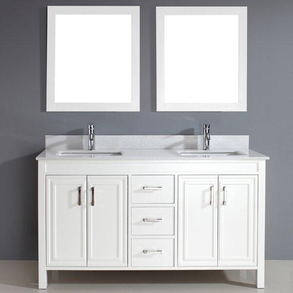 Chesham 60 Double Bathroom Vanity