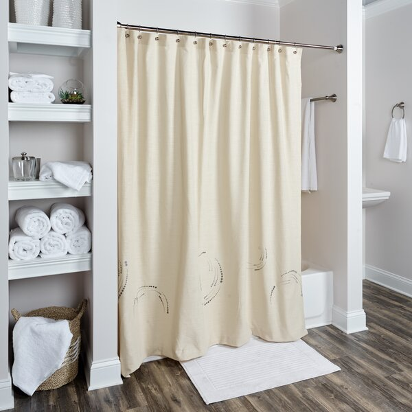 Loudonville Cotton Shower Curtain by Darby Home Co