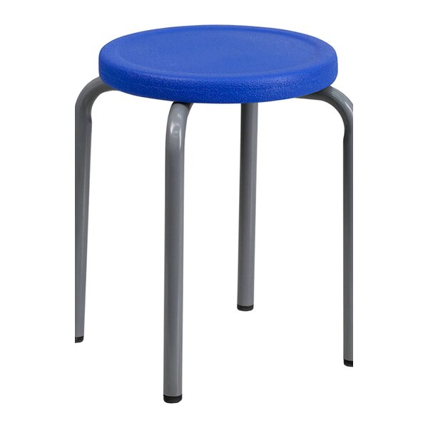 Whitlock Stackable Lab Stool by Symple Stuff
