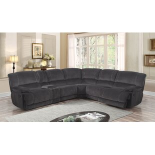 Winchelsea Reclining Sectional Collection Ebern Designs