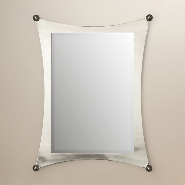 Coleen Wall Mirror by Orren Ellis