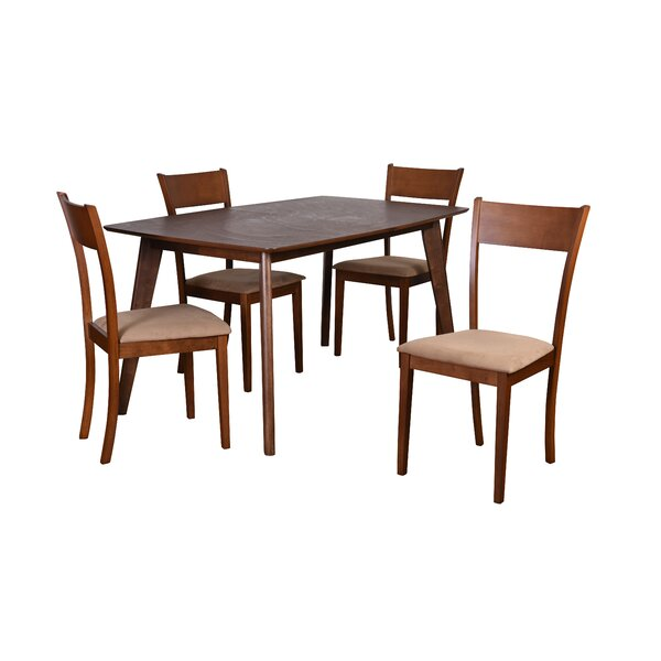 Roosevelt 5 Piece Dining Set by Corrigan Studio