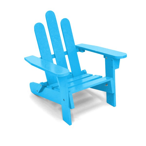 Simone Kids Adirondack Chair by Zoomie Kids