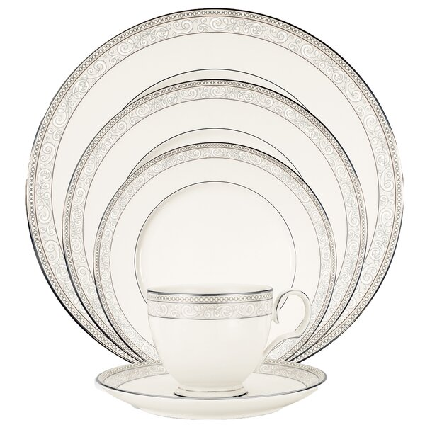 Cirque 5 Piece Place Setting, Service for 1 by Noritake