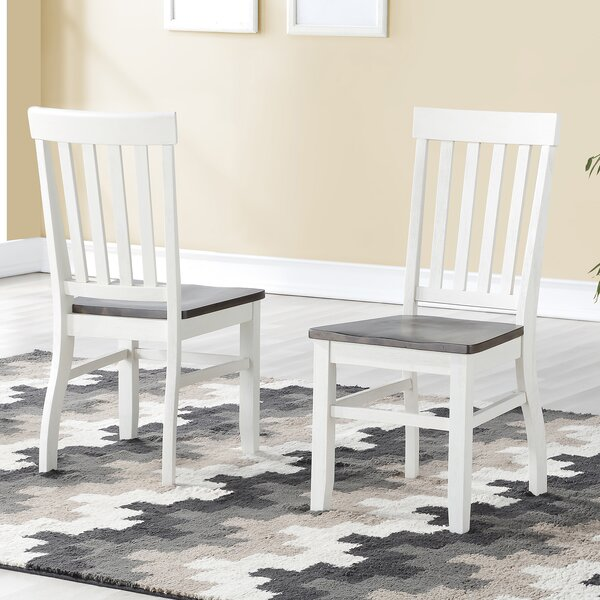 Spina Dining Chair (Set of 2) by Canora Grey