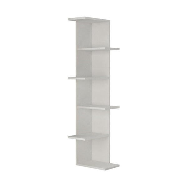 Maegan Corner Bookcase By Wrought Studio