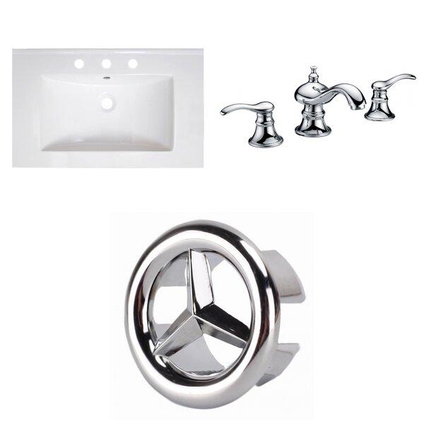 Skiatook 30 Single Bathroom Vanity Top