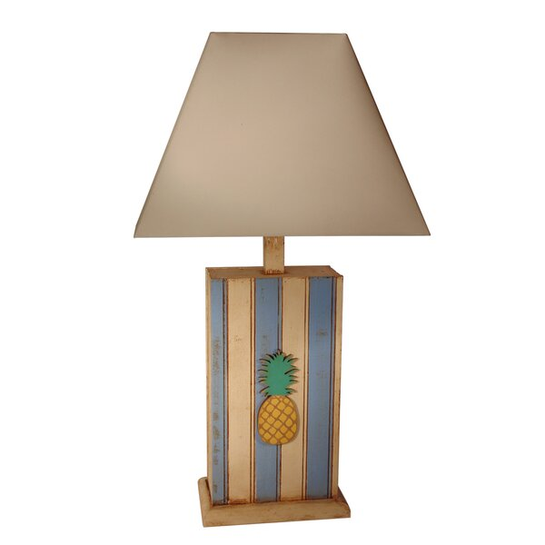 Slade Pineapple 29 Table Lamp by Bay Isle Home