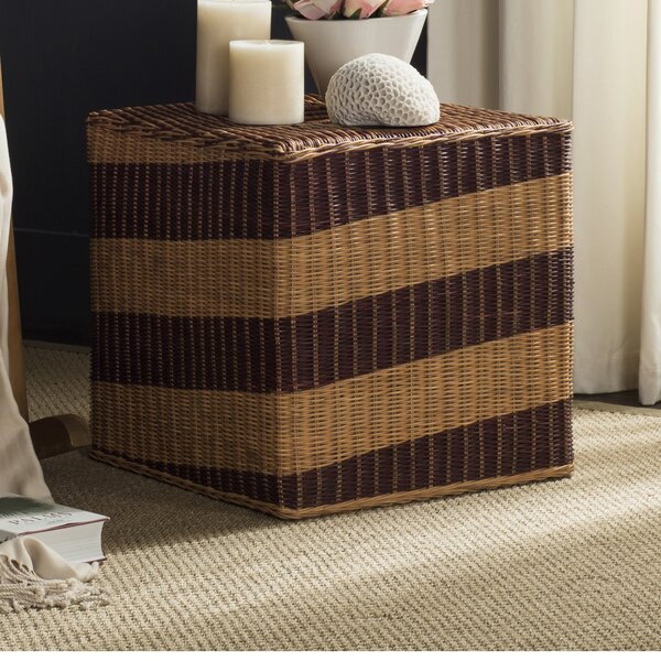 Aneira End Table by Highland Dunes