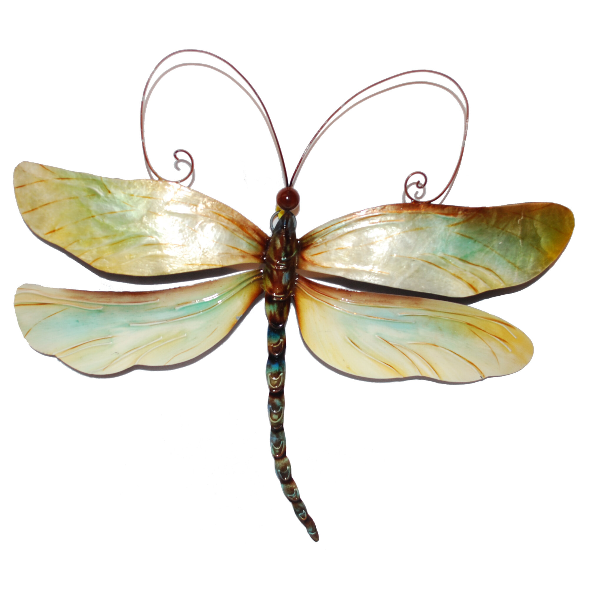 Incroyable Eangee Home Design Dragonfly Wall Décor U0026 Reviews   Wayfair