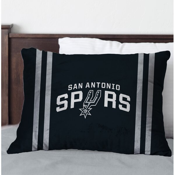 NBA Polyfill Standard Pillow by Pegasus Sports