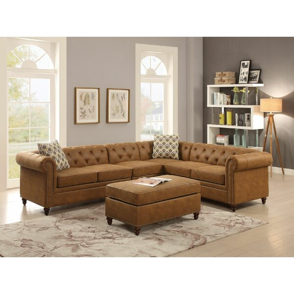 Henking Modular Sectional by Gracie Oaks
